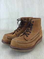 ブーツ/--/BRW/スウェード