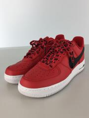 AIR FORCE 1 07 LV8/エアフォース/レッド/823511-604/26.5cm/RED