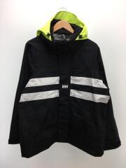 ×FULL-BK/マウンテンパーカ/L/ナイロン/BLK/HH11840