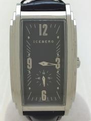 クォーツ腕時計/アナログ/スモセコ