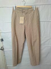 Traveller Trousers/ボトム/32/コットン/BEG/ストライプ/KS20SPT09