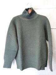 セーター(厚手)/--/ウール/KHK/無地/C1516AWKN10/チノ