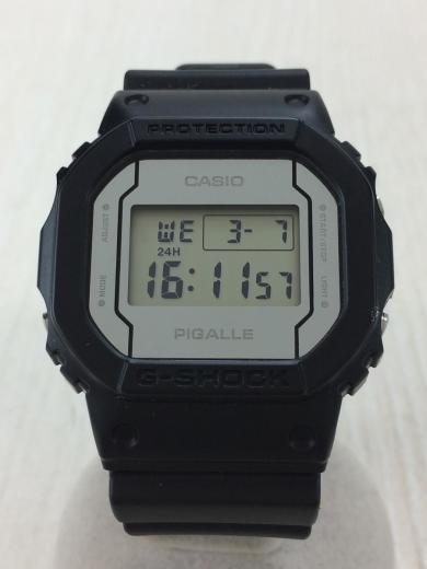 0ec83f81b47 CASIO(カシオ)×PIGALLE(ピガール)   ×PIGALLE G-SHOCK クォーツ腕時計 DW ...