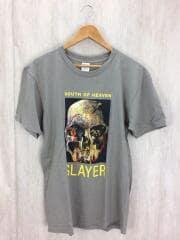 2016AW/SLAYERコラボ/SOUTH OF HEAVEN TEE/Tシャツ/L/コットン/GRY