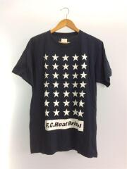 16SS/Tシャツ/L/コットン/BLK/FCRB-160030