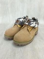 ブーツ/US9/BEG