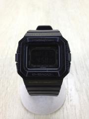 クォーツ腕時計・G-SHOCK/デジタル/BLK/DW-D5500-1BJF