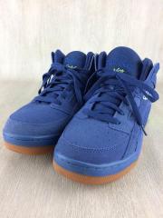 EWING ATHLETICS/EWING WRAP Basketball Shoes/28.5cm/BLU