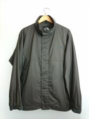 ナイロンジャケット/XL/ナイロン/GRY