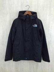 MOUNTAIN JACKET/GORE-TEX/M/ナイロン/BLK