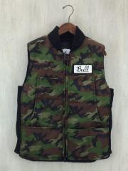 ベスト/L/ナイロン/KHK/カモフラ/A Bulletproof Vest/A Bulletproof Vest