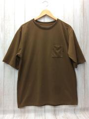 THE NORTH FACE/Tシャツ/L/ポリエステル/BRW/無地/NT31865