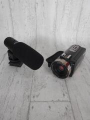 besteker/ビデオカメラ/FULL HD/広角レンズ/マイクセット