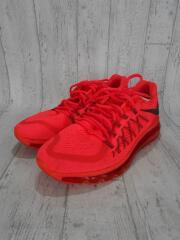 ローカットスニーカー/27cm/RED