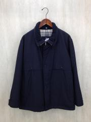 ジャケット/M/ポリエステル/BLK