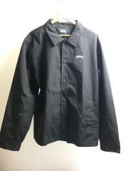 Classic Coach Jacket/コーチジャケット/XL/ポリエステル/BLK/115490