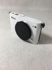 デジタル一眼カメラ Nikon 1 J3 標準ズームレンズキット [ホワイト]