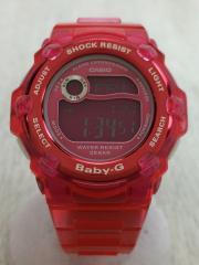 クォーツ腕時計/デジタル/BG-3000