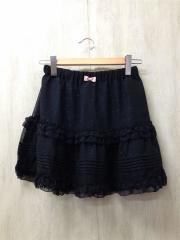 スカート/--/ポリエステル/BLK/5121301
