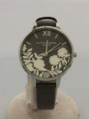 クォーツ腕時計/OB049/アナログ