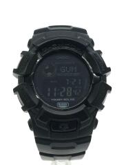 ソーラー腕時計・G-SHOCK/デジタル/ラバー/BLK/BLK/GW2310FB-1JR