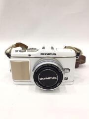 デジタル一眼カメラ OLYMPUS PEN E-P3 レンズキット [ホワイト]