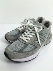 ローカットスニーカー/26cm/GRY/990v5Grey/made in USA/M990GL5
