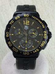 クォーツ腕時計・フォーミュラ1/アナログ/BLK/BLK