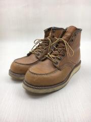 875/ブーツ/US7.5/BRW/レザー