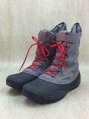 ブーツ/28cm/GRY