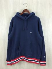 REVERSE WEAVE PULLOVER SWEAT PARKA/C3-G120/パーカー/XL/コットン/NVY
