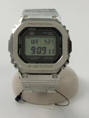 クォーツ腕時計/デジタル/ステンレス/ブラック/シルバー/カシオ/ジーショック/GMW-B5000