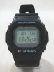ソーラー腕時計/デジタル/--/ブラック/ブラック/GW-M5610BA