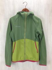 Botnica Light ML Hooded Jacket Women/ジャケット/L/ポリエステル/GRN