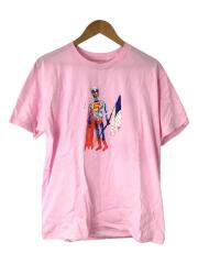 Tシャツ/M/コットン/ピンク/SUPREME 21SS Skeleton Tee
