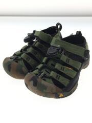 Kids NEWPORT H2/キッズ靴/15cm/サンダル/KHK/1014240