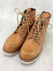 ブーツ/US11/ブラウン/6inch CLASSIC MOC/犬タグ復刻/ゴールドラセット/9875