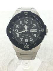 CASIO カシオ/MRW-200H/クォーツ腕時計/アナログ/ブラック