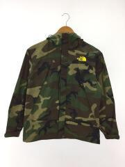ジャケット/150cm/ナイロン/KHK/カモフラ/NPJ11620/Novelty Dot Shot Jacket