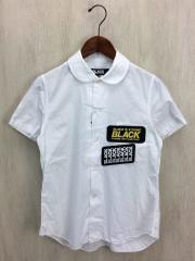 半袖シャツ/XS/コットン/WHT
