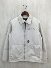 ディズニーフィックスジャケット/M/09AW/襟と袖口内側汗シミ有/CRM