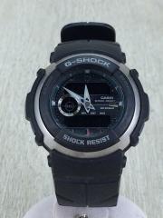 クォーツ腕時計/デジアナ/ラウンド/KHK