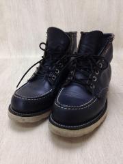 ブーツ/23cm/BLK/レザー