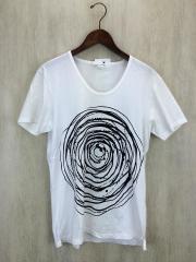 Tシャツ/42/コットン/WHT