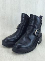 ブーツ/39/BLK