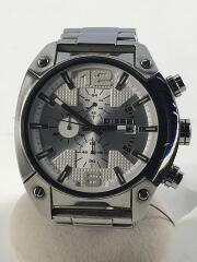 クォーツ腕時計/アナログ/ステンレス/SLV/SLV/DZ-4203