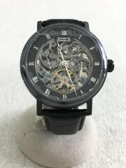 自動巻腕時計/アナログ/レザー/DD8805