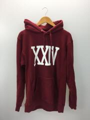パーカー/XL/コットン/ボルドー/KRTS24//XXIV/343563