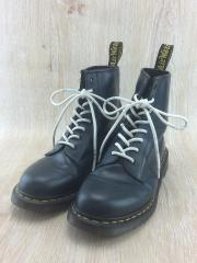 Dr.MARTENS/レースアップブーツ/UK9/NVY/レザー