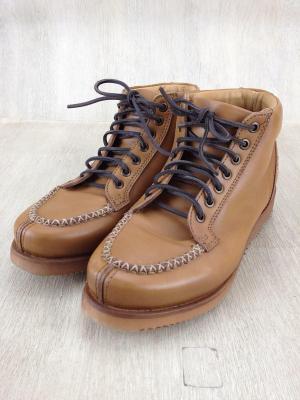 ブーツ/41/BEG